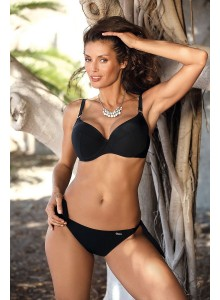 Bikini kopalke dvodelne - Anja črne