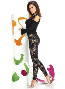 Long leggings Bas Bleu (125952)